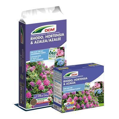 Meststof rhodo, hortensia & azalea 10kg
