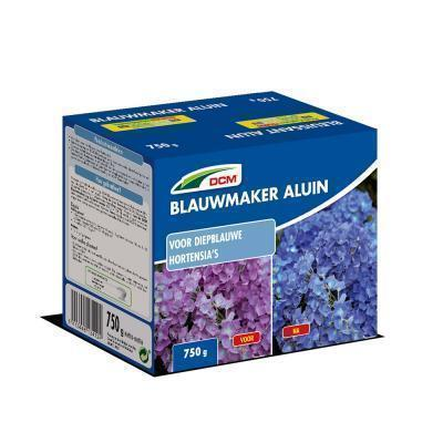 Blauwmaker hortensia's - aluin 750g