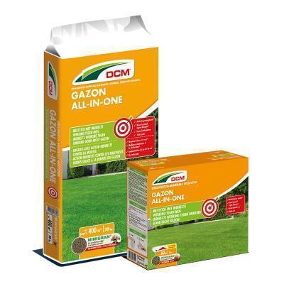 Meststof gazon all-in-one 10kg