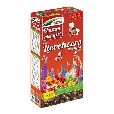 Bloemenmengsel lieveheersbeestjes 520g