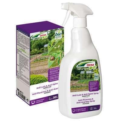 Anti-luis & anti-spint moestuin 1L spray