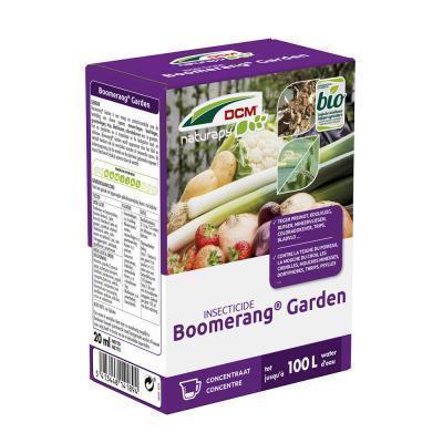 Boomerang garden moestuin 20ml concentraat