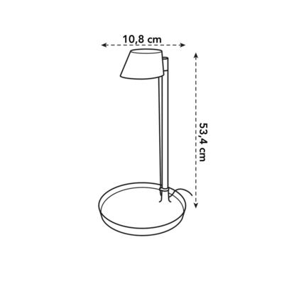 LED-kweeklamp Plant Light Care 47cm