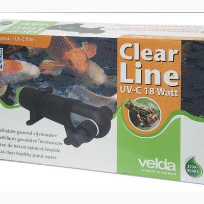 Clear Line UV-C 18W