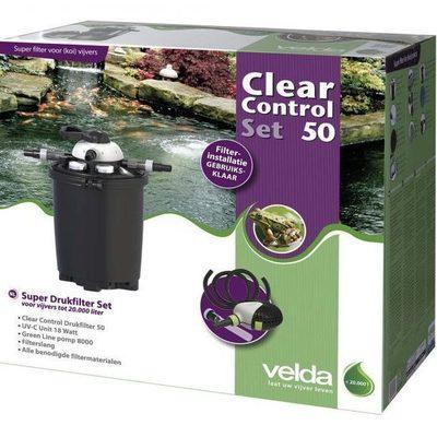 Clear Control 50 Set