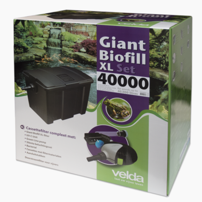 Giant Biofill XL Set 40000