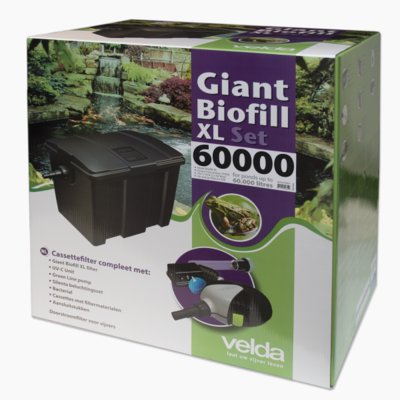 Giant Biofill XL Set 60000