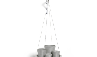 Hanging Saucer 36